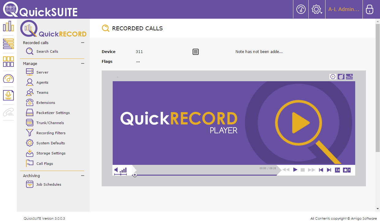 QuickRECORD_Player