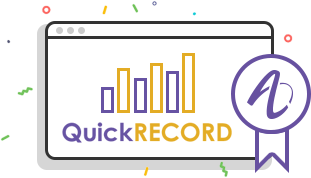 QuickRECORD_Certified Application