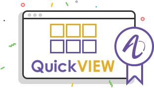 QuickVIEW_Certified Application